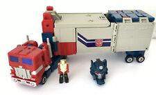 Vtg 1980s Transformer Powermaster Optimus Prime Super Ginrai Robot 80's Action