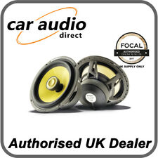 """Focal EC165K ELITE K2 Power 160 Watt 6.5"""" 2 Way Coaxial Car Door Speakers BNIB"""