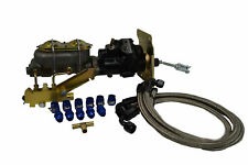 1967-1987 CHEVY C10 HYDRO BOOST POWER BRAKE KIT WITH GM MASTER CYLINDER