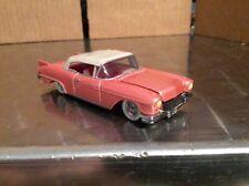 Cadillac 1957 eldorado 1/64 hot wheels 100% loose