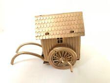 Antique Tape Measure, Rickshaw Souvenir, Antique Edwardian