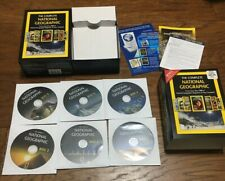 The Complete National Geographic 1888 Win Mac Dvd-Rom Windows New