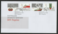 Australian Antarctic Territory 2020 : RSV Nuyina - First Day Cover.
