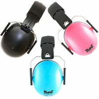 Baby Banz BABY EARMUFFS HEARING PROTECTION Concert Ear Defenders Infant/Kids BN