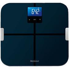 Medisana BS 440 Connect Körperfettwaage 40423  zur Körperanalyse  Personenwaage