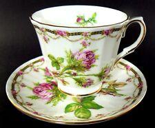 Vintage DUCHESS Bone China Porcelain Coffee Tea Cup & Saucer (C17)
