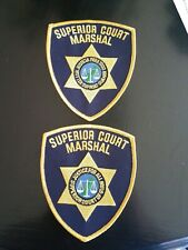 Guam superior court marshal. South pacific police Patches, justice for all in 2