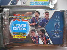 Adrenalyn Panini UEFA Champions League 2014 / 2015 UPDATE Edition Cards 10 Packs