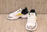 + Reebok Split Fuel (FU7507) Athletic Shoes - Big Boy's Size 4 - White/Black NEW