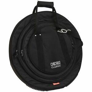 Cymbalbag Chicago Classic Premium Multi Cymbal Bag Cymbal Bag Becken Tasche Beck