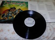 The New Gladiators UK LP 1985 - v/a - EPIC 32783 - EX/EX