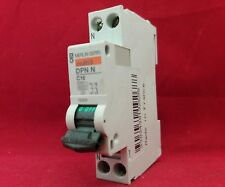 MERLIN GERIN 19268 16A 16AMP C TYPE C16 DPN SINGLE POLE SP 1P MCB FUSE SWITCH