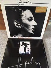Lot 2 (3)  HIGELIN  Vinyle record  LP 33 T - prix Charles Cros 1976 1982