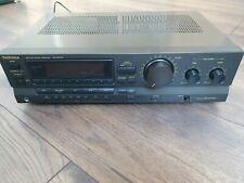 TECHNICS AM/FM Stereo Receiver SA-GX100, Verstärker, TOP