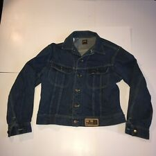 Vintage Lee Terex GM Medium Denim Jean Jacket