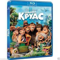 The Croods (Blu-ray, 2013)Rus,Eng,Dannish,Italian,Swedish,Finnish,Norwegian,LV