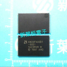2 PCS x AMD AM29F400BT-90EC , NOR Flash, 256K x 16, 48 Pin, Plastic, TSSOP