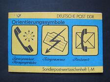 DDR MiNr. 3162  10x im Sonderpostwertzeichenheft postfrisch** (U 447