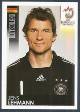 PANINI EURO 2008- #208-DEUTSCHLAND-GERMANY & ARSENAL-JENS LEHMANN