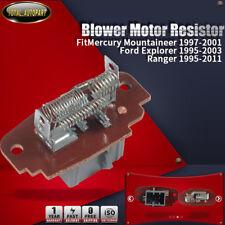 A/C Heater Blower Motor Resistor for Ford Explorer Ranger Mercury Mountaineer