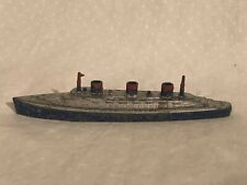 Tootsietoy Ocean Liner Diecast Toy Boat