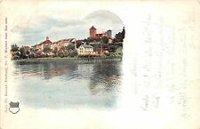 B20043 Murten vom See aus Switzerland