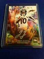 Jerry Jeudy 2020 Origins Silver Ink /25🔥🔥🔥📈📈📈Ssp Broncos