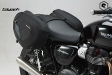 SW Motech Blaze Motorcycle Luggage Panniers - Triumph Thruxton / Bonneville
