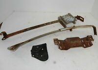 1968 1969 FORD TORINO Window Guide Track REAR RIGHT SIDE, STOPPER 68 69 FAIRLINE