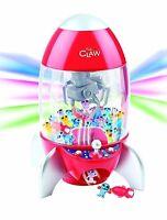 Claw Machine Arcade Game Candy Grabber & Prize Dispenser Rocket Vending Toy Kids