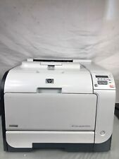 HP LaserJet CP2025dn Laser Color Printer With Printer Cable Free Shipping