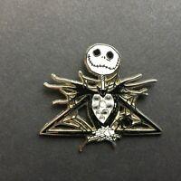 Jack Skellington Spiderweb Jeweled Disney Pin 56750