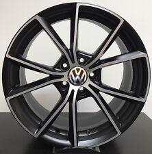 """Llantas de aleación Volkswagen Golf 5 6 7 Passat Tiguan Scirocc 18"""" Nuevo OFERTA"""