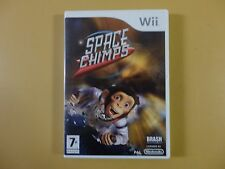 SPACE CHIMPS Nintendo Wii PAL Complete