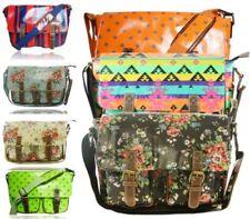 Messenger Polka Dot Large Handbags