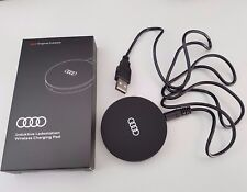 original Audi wireless Ladegerät für Apple iPhone 6 Samsung Galaxy S7 S8 + Plus