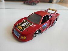 Polistil Ferrari 308 GTB 4 Turbo in Red on 1:40