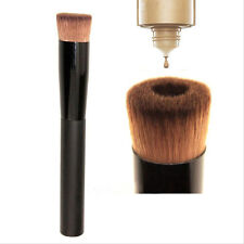 Professional Makeup Synthetic Flat Top Buffer Brush - For Face Liquid Foundation