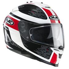 Casco, Helmet HJC IS-17 PARU MC1 Talla / Size: M