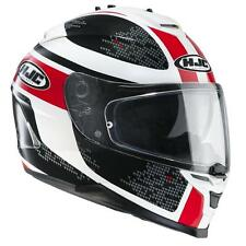 Casco, Helmet HJC IS-17 PARU MC1 Talla / Size: S