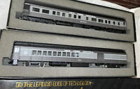 Bachmann HO Spectrum New York Central Combine Observation Car 89106 89101 NYC