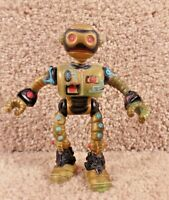 1990 Playmates TMNT Teenage Mutant Ninja Turtles Robert Fugitoid Action Figure b