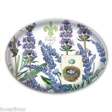 Michel Design Works Glass Soap Dish Lavender - NEW