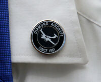 Pin DIAMOND AIRCRAFT metal logo pin Since 1981