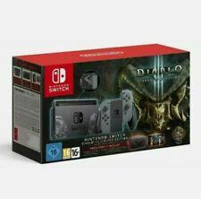 Nintendo Switch Console Diablo 3 Limited Edition Bundle UK Stock