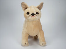 French Bulldog Puppy by Piutre, Hand Made in Italy, Plush Stuffed Animal Nwt