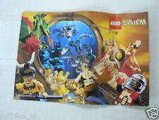 LEGO BROCHURE FLYER CATALOG TOYS 1995 DUTCH 24 PAGES 089