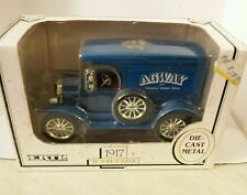 1989 Ertl Replica 1917 Agway Ford Model T Diecast Delivery Truck Bank