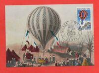 FDC 1971 - Centenario De La Correo Por Ballons Montar 1870-1871 (K297)