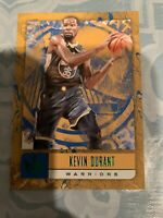 2018-19 Panini Court Kings Kevin Durant #27 Green Foil